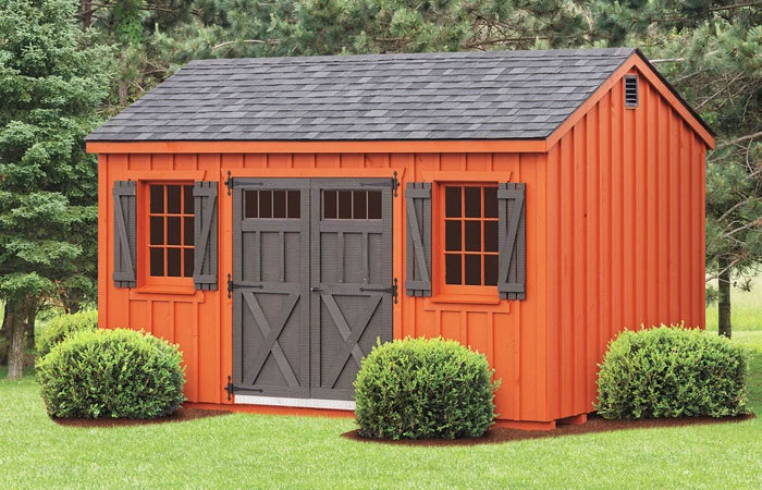 A Frame Series Shed Amish Structures Md