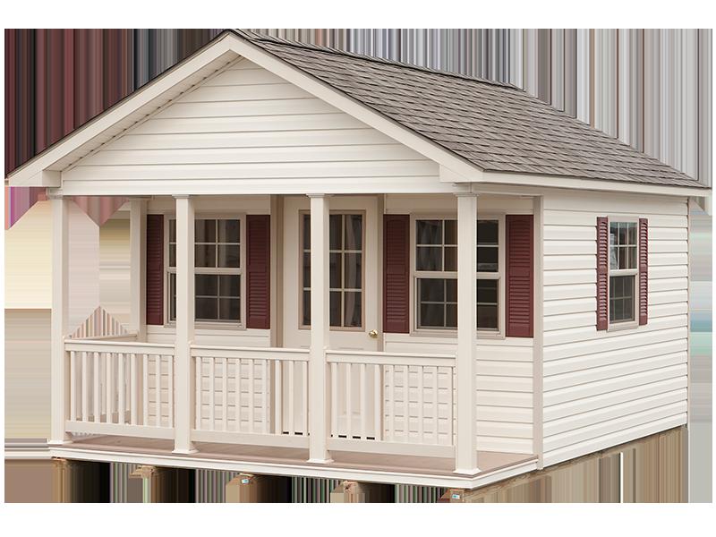 Gable Porch
