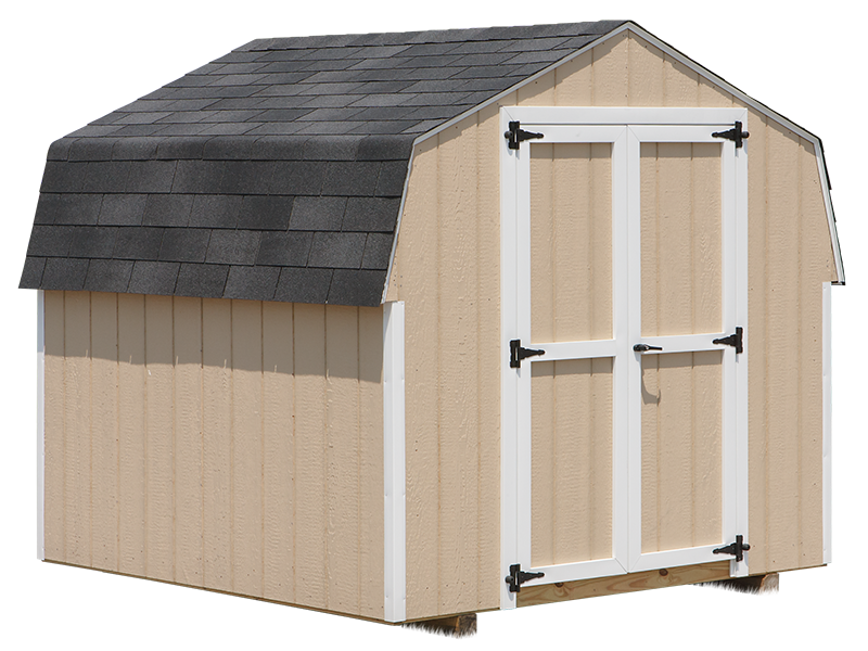 8'x8' Smart Shed