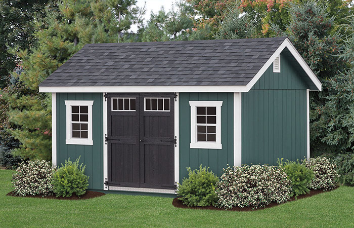 Lexington Series Shed