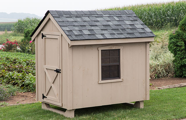 basic outdoor chicken coop for sale in md