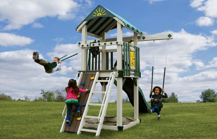 classic backyard swing set for sale in md