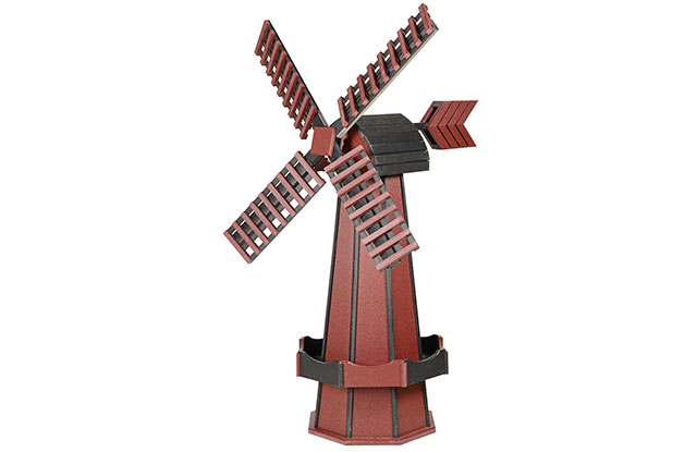 large-mahogany-windmill