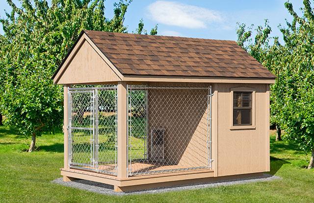 quality custom backyard dog kennel for sale in md